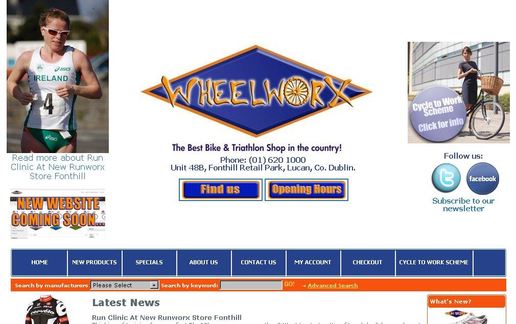 Wheelworx Bike & Tri Store