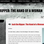 Jack The Ripper: The Hand of a Woman book