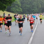 Irish Runner 5 mile 2013