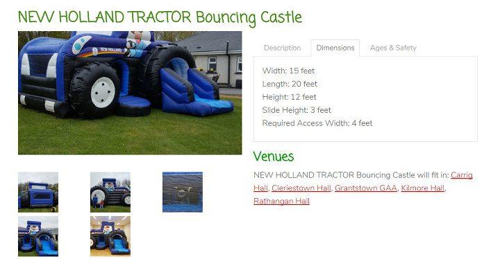 Belgrove Bouncing Castles