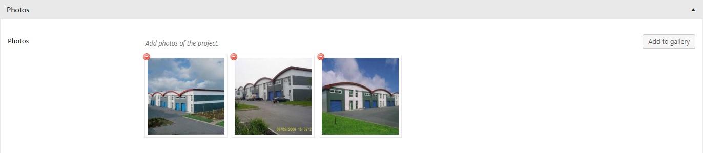 Moston Construction portfolio item photos